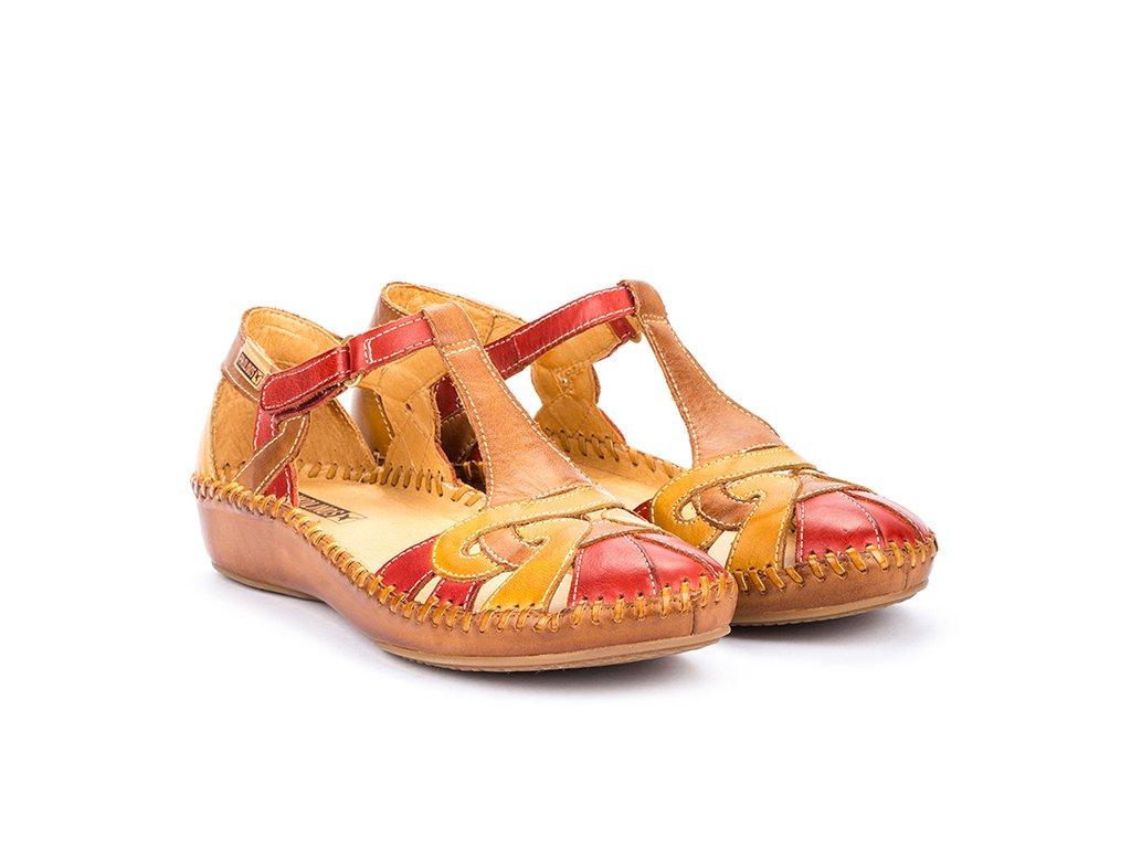 Sandále Pikolinos P. V 655 0621C1 PK CORAL