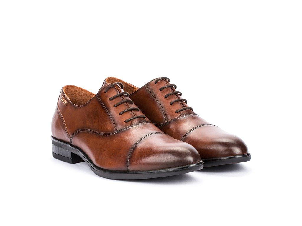 Spoločenská obuv Pikolinos BRIS M7J 4184 PK CUERO