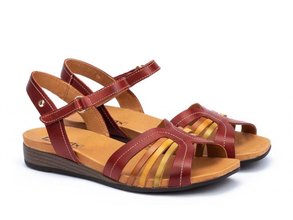 Sandále Pikolinos ibiz w5n 0559c1 pk sandia big