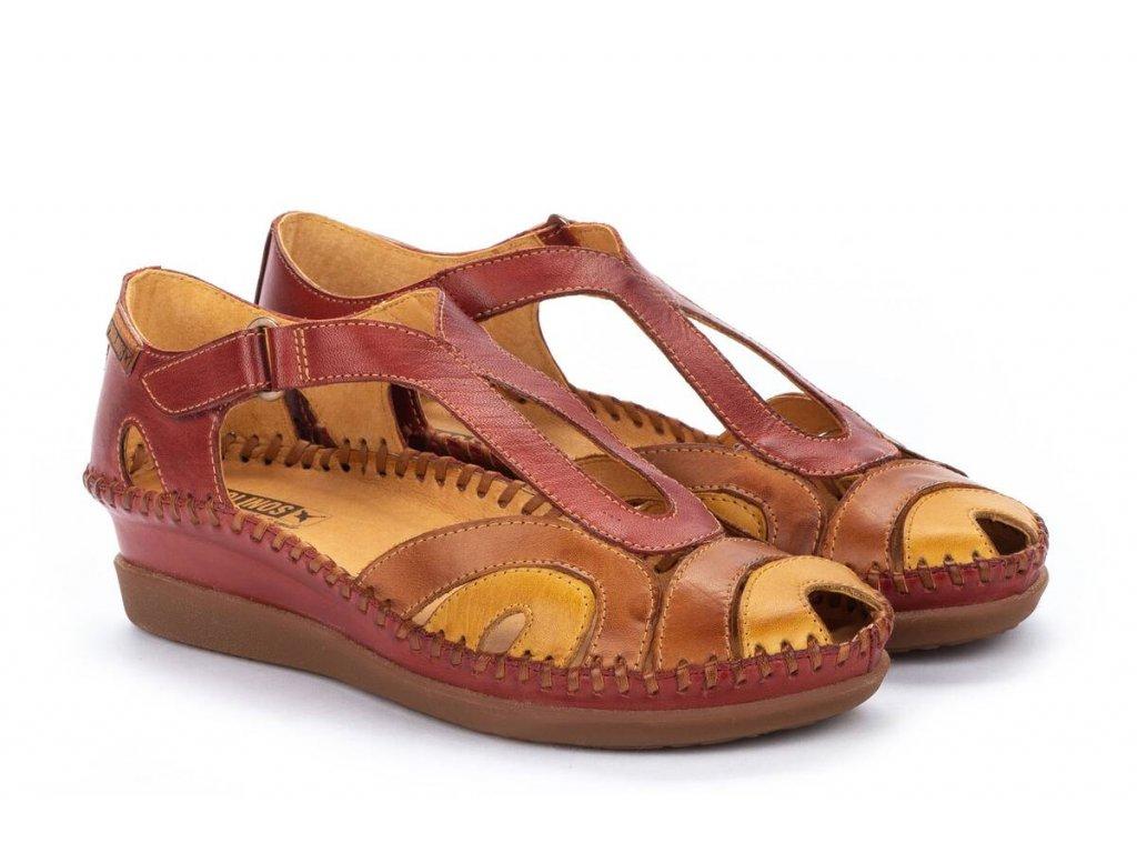 Sandále Pikolinos cada w8k 1569c1 pk sandia big