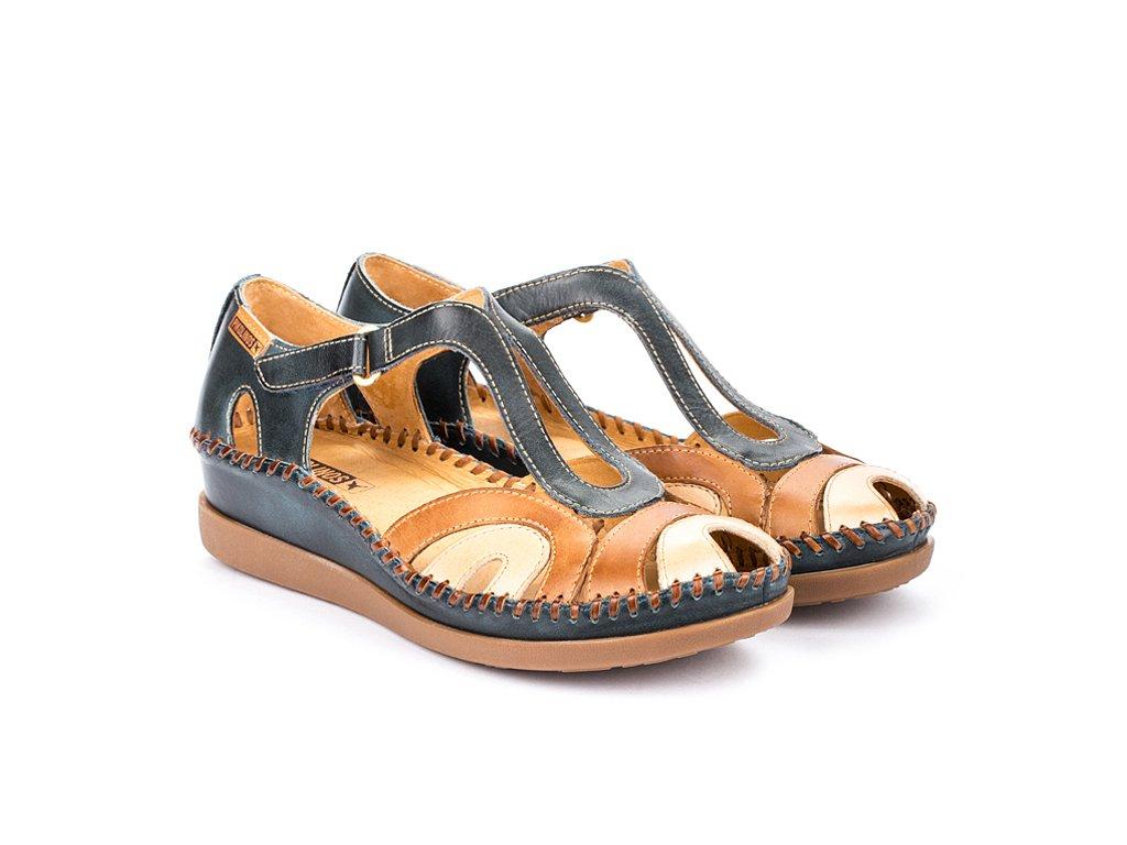 Sandále Pikolinos CADA W8K 1569C1 PK OCEAN