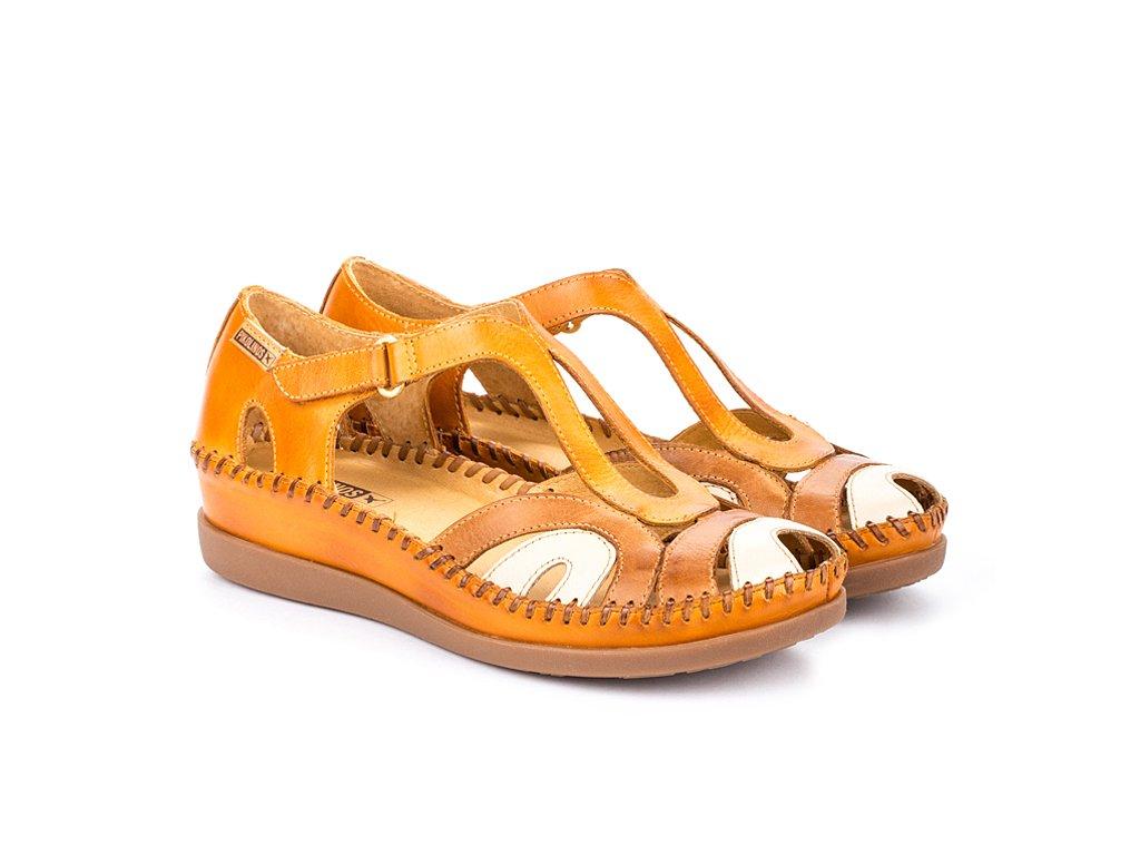 Sandále Pikolinos CADA W8K 1569C1 PK LAVA