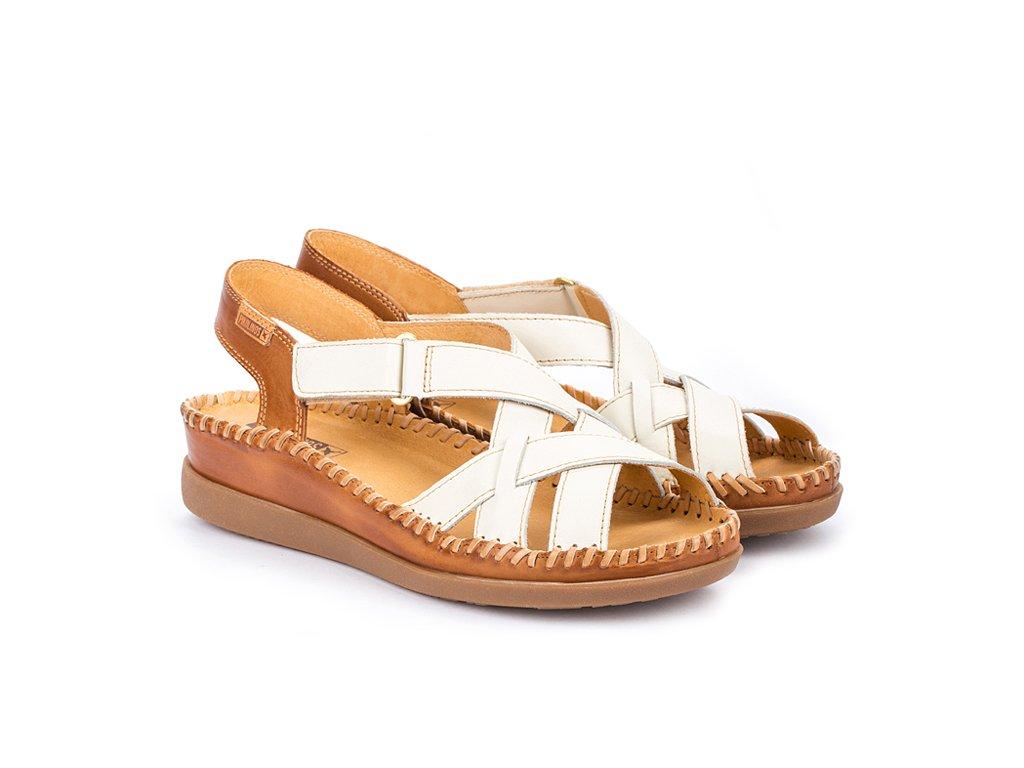 Sandále Pikolinos CADA W8K 0741 PK NATA