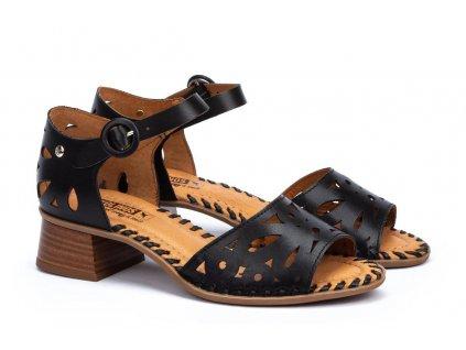 Sandále Pikolinos meli w4g 1632 pk black big